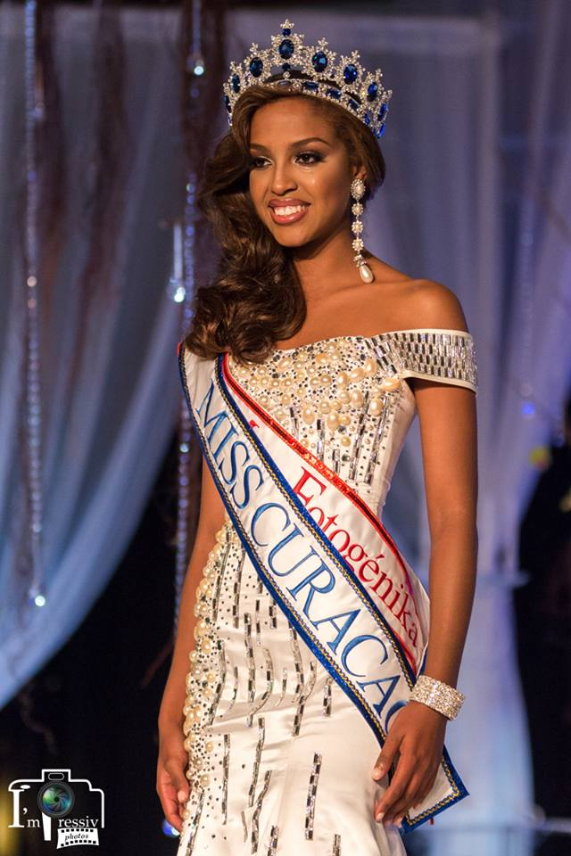 Laurien Angelista is the new Miss Universe Curacao - Missosology