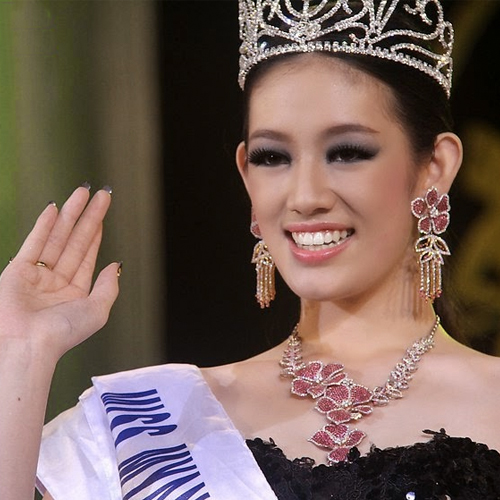 Miss International Myanmar 2014 Khin Wai Phyo Han