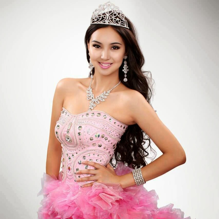 Image result for Miss World - Mongolia
