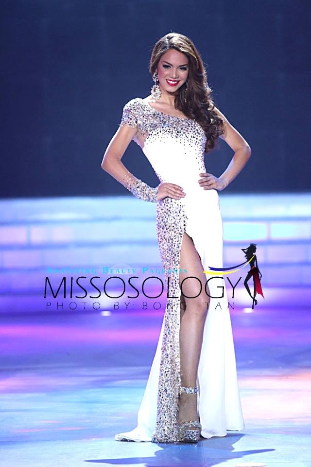 GALLERY: Miss Earth 2014 - Evening Gown Competition Photos - Missosology