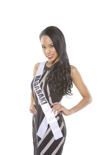 miss univers japanese 2015