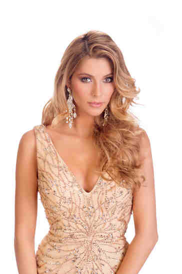 Camille Cerf, Miss Universe France