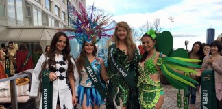 Miss Earth 2015 National Costume