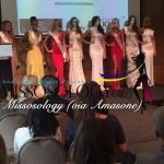 Eight Miss World Australia semifinalists were presented to the public