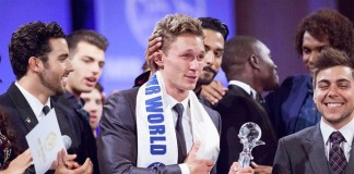 Nicklas Pedersen of Denmark won Mr World 2014 - Who will be champion for 2016?