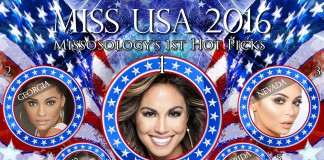 Miss USA 2016 first Hot Picks