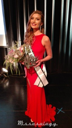 Miss Earth Denmark 2016: ALEXANDRIA EISSINGER