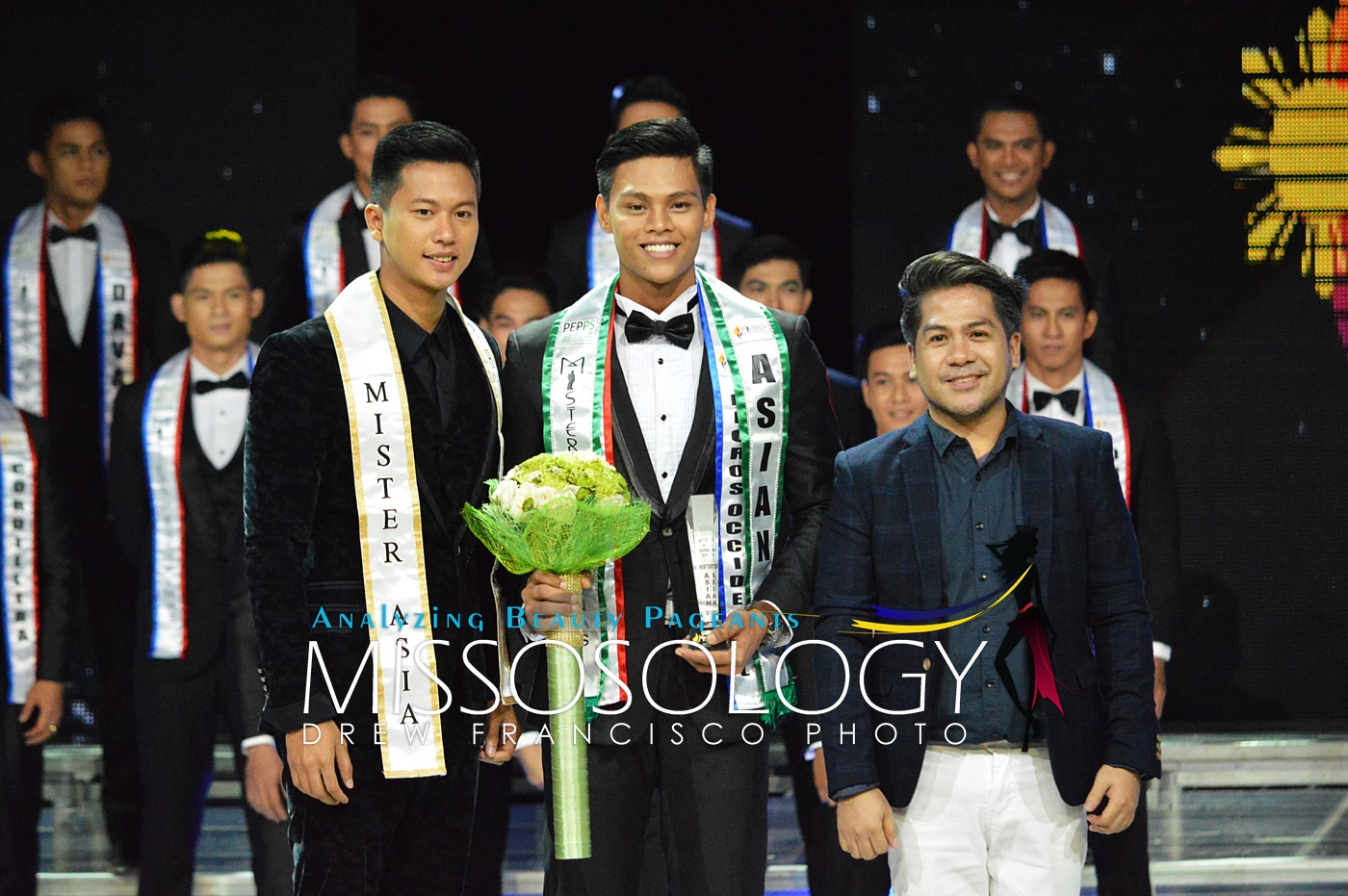 Vincent Issen Christopher Jarina is Mister Asian Philippines 2016