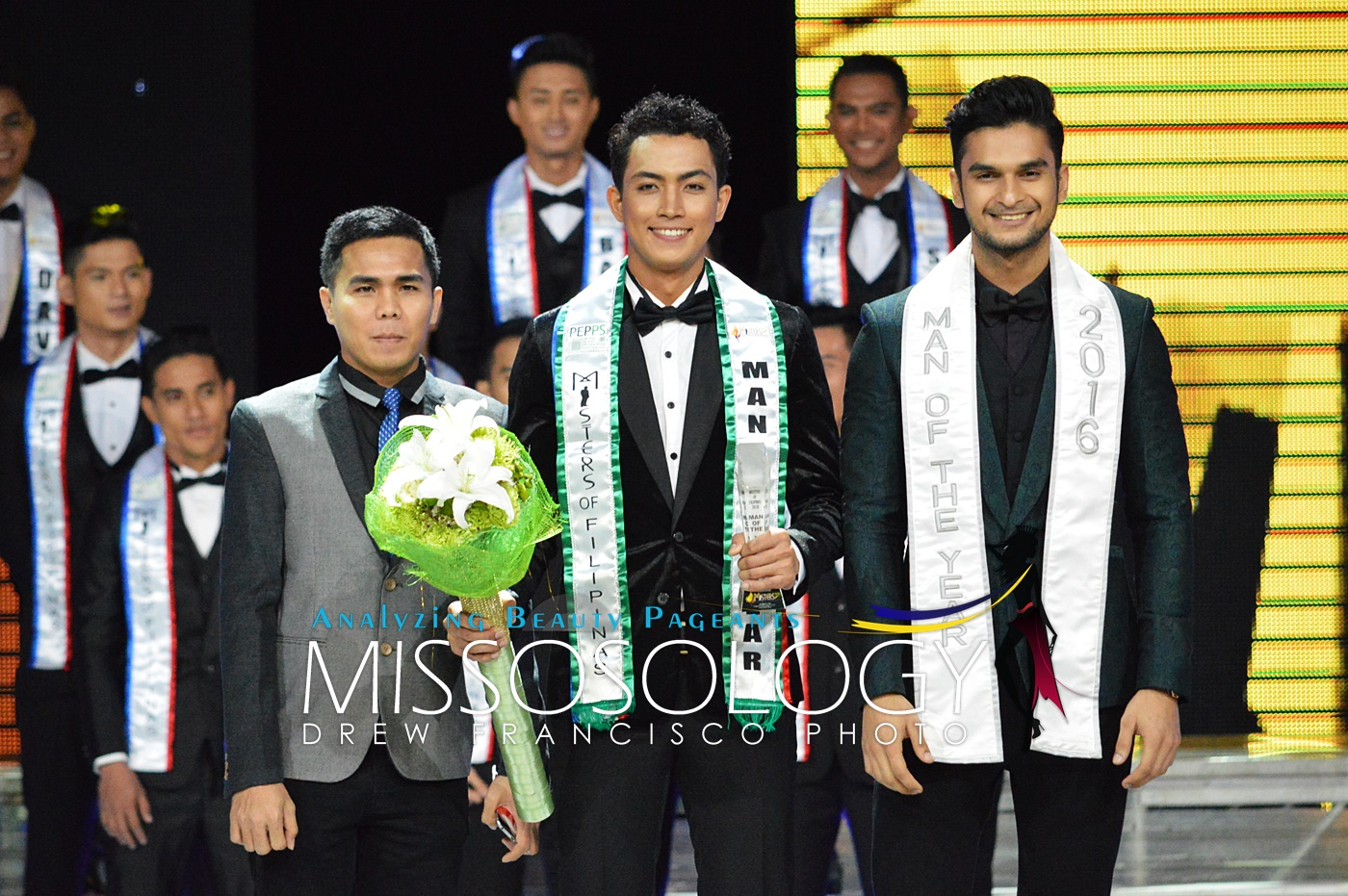 Issa Janda is Man of the Year Philippines 2016