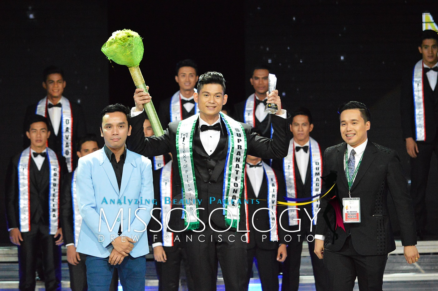 AR Dela Serna is Mister Supranational Philippines 2016