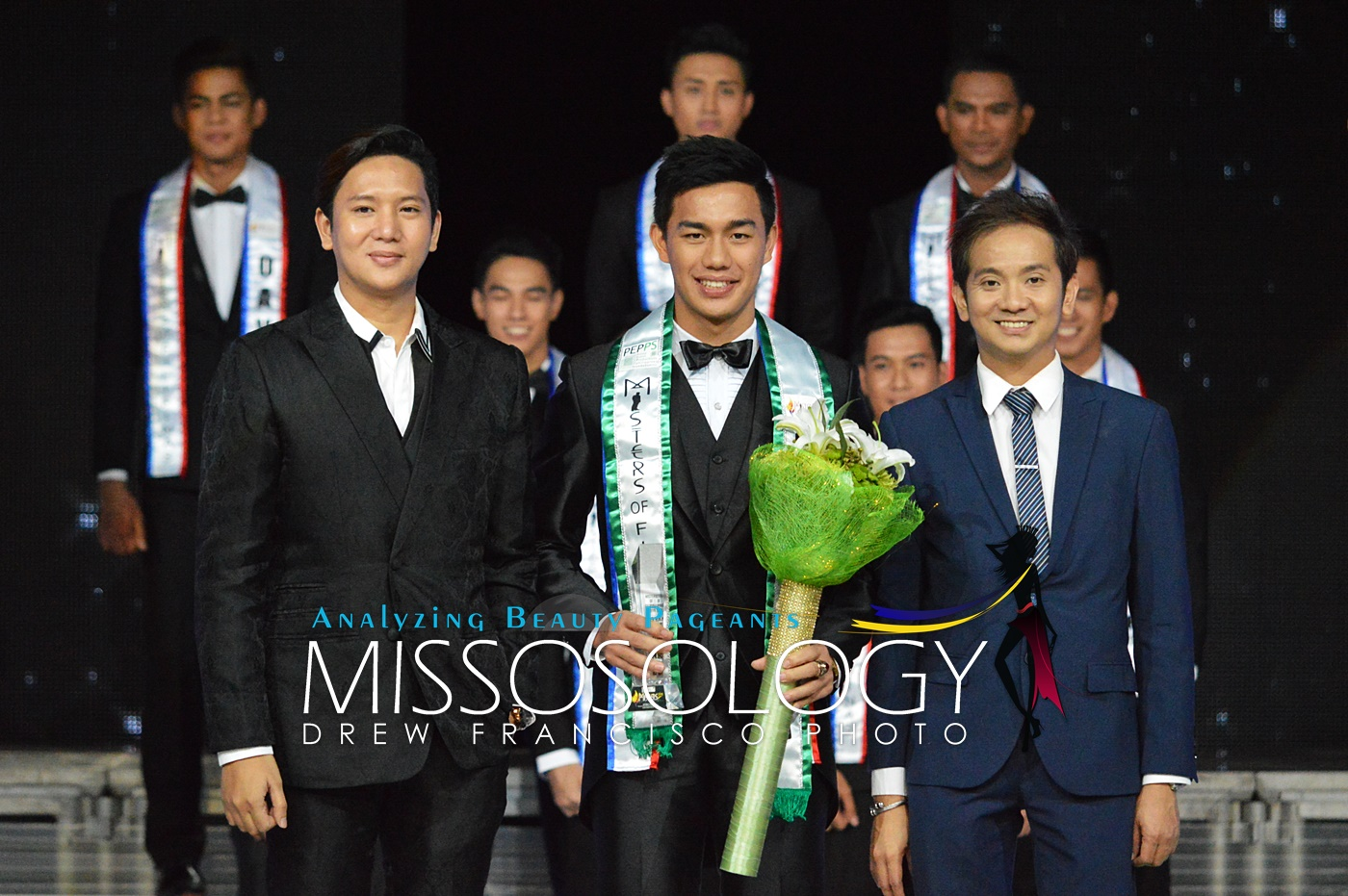 Christopher Dulagan is Man of the World Philippines 2016