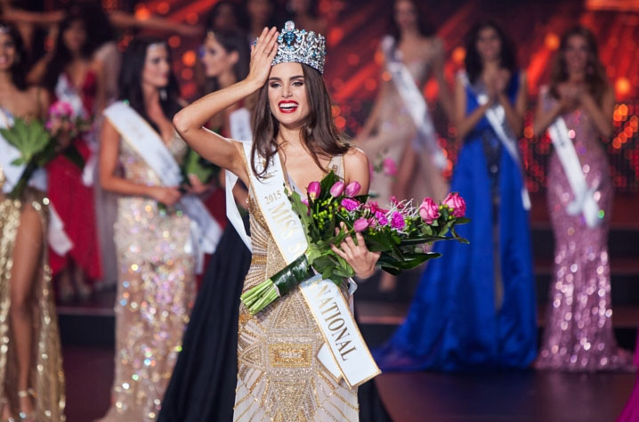 Stephania Stegman's reign coincides with Miss Supranational's milestone