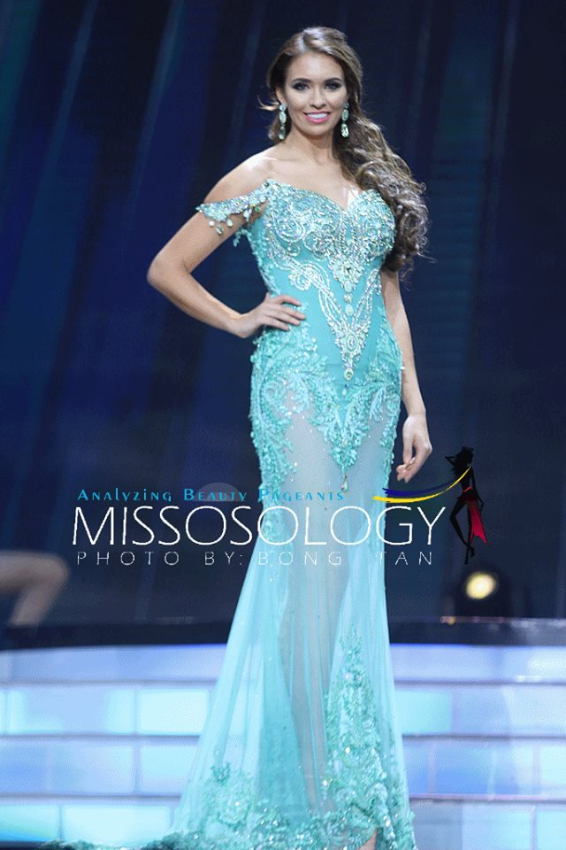 IN PHOTOS: Miss Earth 2016 evening gown competition - Missosology