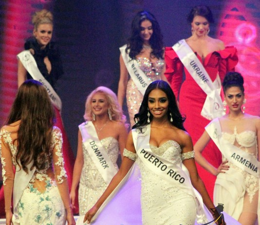 Miss Intercontinental 2016