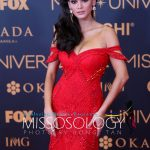 Miss Universe 2015 Pia Wurtzbach of the Philippines during the Miss Universe 2016 red carpet/PHOTO: Bong Tan/Missosology