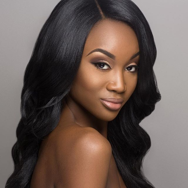Miss USA Deshauna Barber