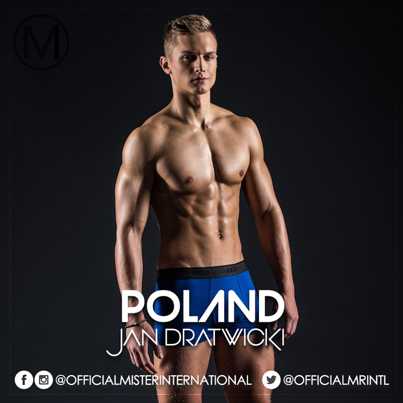 Poland 2017: MR.INTERNATIONAL (early Predictions