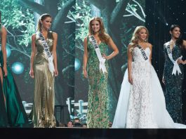 Miss USA 2017 gown prelims