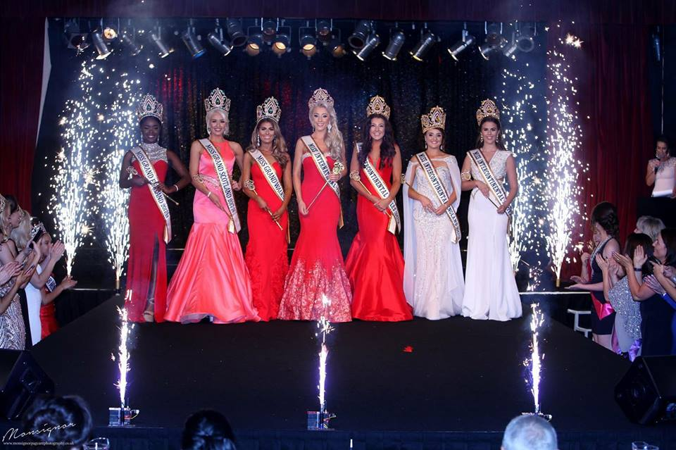 2017 UK Power Pageant winners (Photo courtesy of Paul Carrol, Monsignor Photograhic)