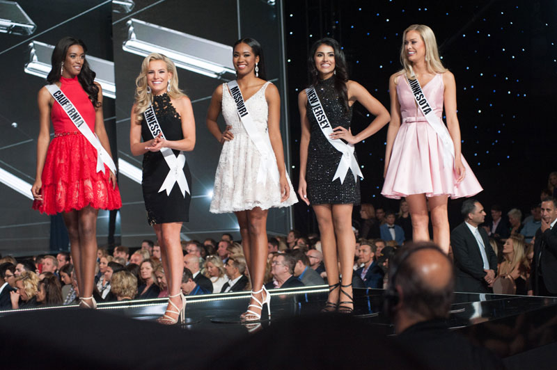 Miss USA 2017 top 10