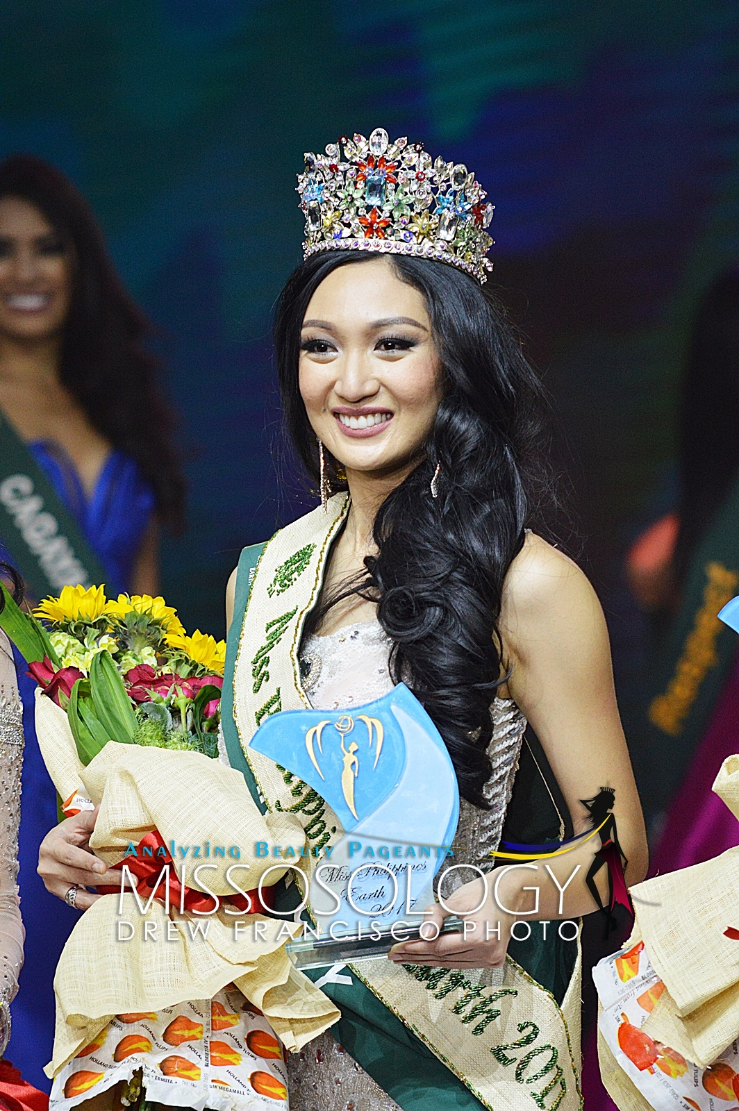 Miss Philippines Earth 2017 Karen Ibasco from the City of Manila