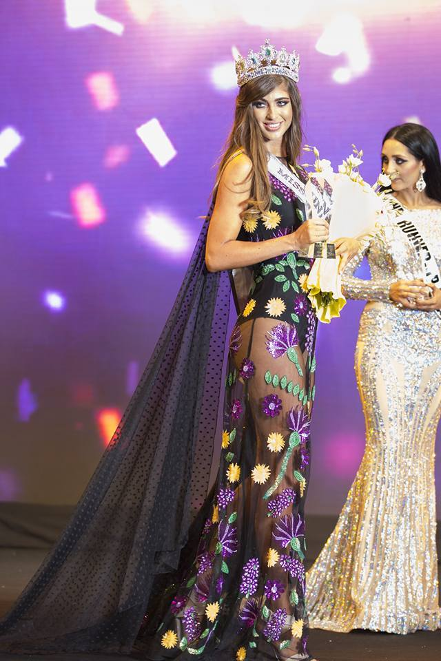 RUMBO A MISS UNIVERSO 2017 20597493_721061564761428_8558671668196574667_n