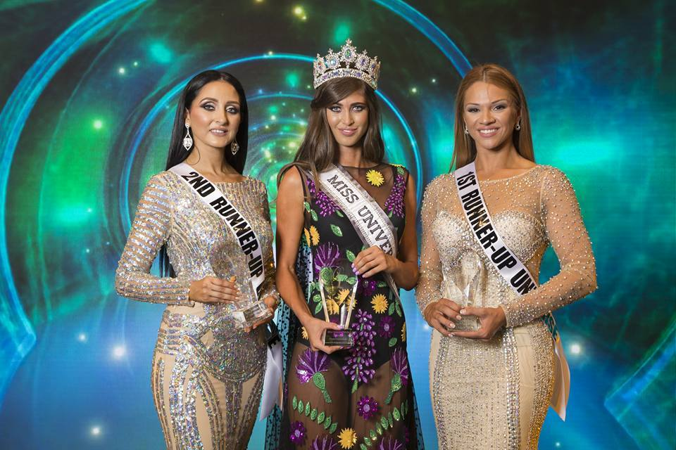 RUMBO A MISS UNIVERSO 2017 20604486_721061648094753_2099110964180936258_n