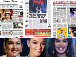 The Big5 Pageants stealing the headlines