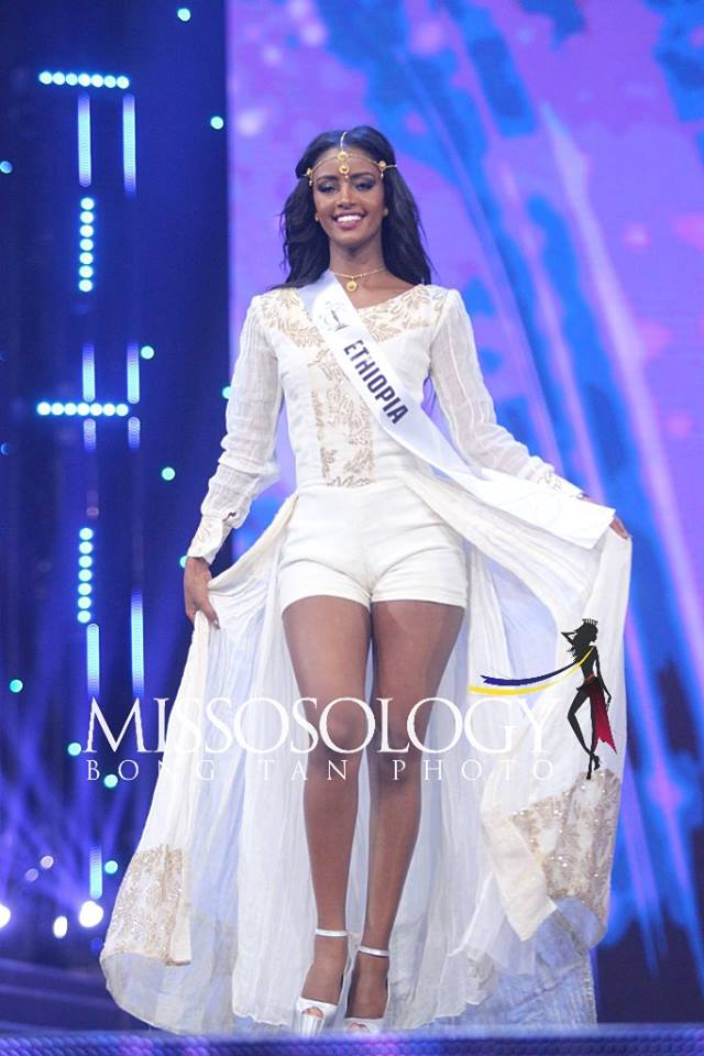 Miss Supranational Ethiopia 2017 Bitaniya Yosef (Photo by Bong Tan/Missosology.Org)