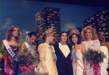 Miss Universe 1985 - An all Latina Top 5 with the exception of Miss Zaire