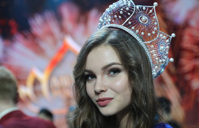 Who Is The Winner Of Miss World 2017 >> Yulia Polyachikhina is Miss Russia 2018 - Missosology