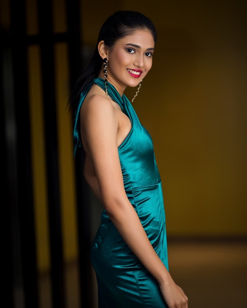 Miss India International 2018 Tanishqa Bhosale