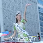 Miss Universe 2018 Catriona Gray homecoming parade