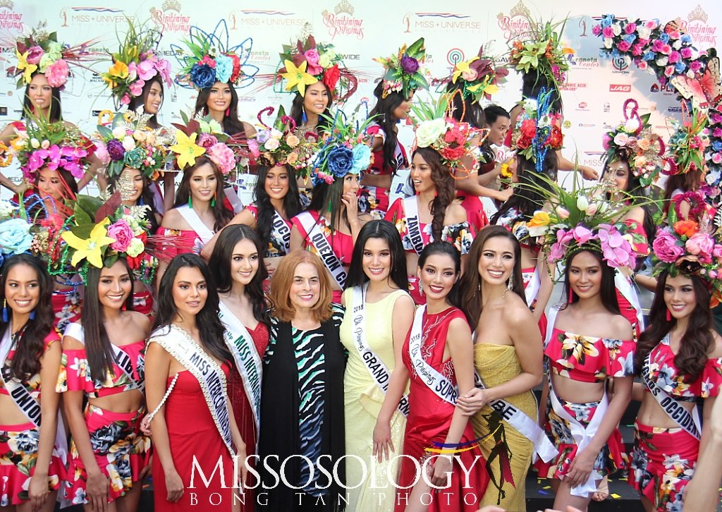 grand parade of beauties de candidatas a binibining pilipinas 2019. - Página 6 21-2
