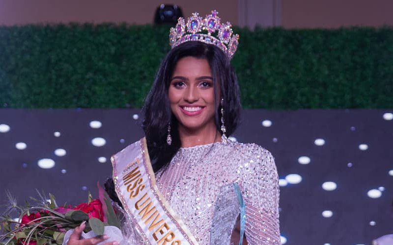 Kyrsha Attaf is Miss Universe Curacao 2019 - Missosology
