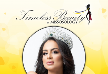 Missosology Timeless Beauty 2019 2nd runner-up is Nellys Pimentel of Puerto Rico