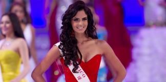 Mariana Berumen - Miss Mundo México 2012