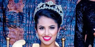 Miss Fiji 2016 Pooja Priyanka