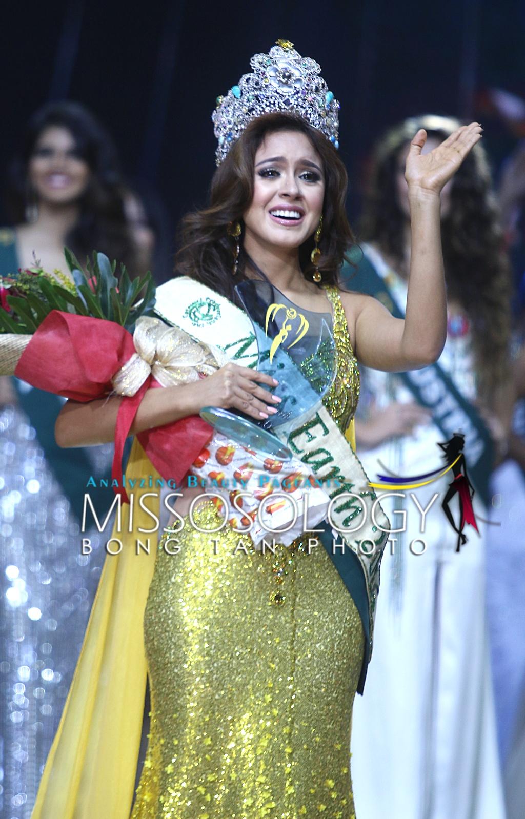 Katherine Espin ( Ecuador ) Miss Earth 2016 Photos