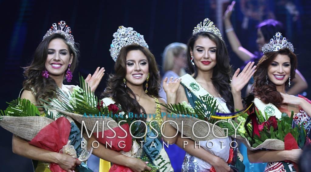 Katherine Espín, Miss Earth Ecuador 2016. ¿Qué les parece