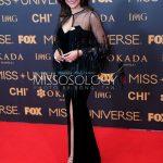 Miss Universe 1994 Sushmita Sen of India during the Miss Universe 2016 red carpet. PHOTO: Bong Tan/Missosology