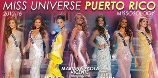 Miss Universe Puerto Rico winners since 2010