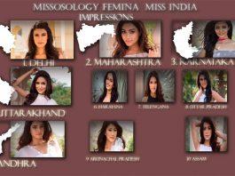 Femina Miss India 2017 first impressions