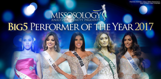 Colombia is Big5 Performer of the Year 2017