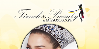 Missosology Timeless Beauty 2019 1st runner-up is Paweensuda Drouin of Thailand